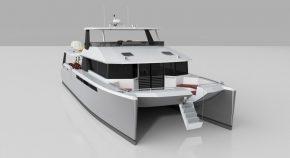Rapido Catamarans 17 Commercial, RC17