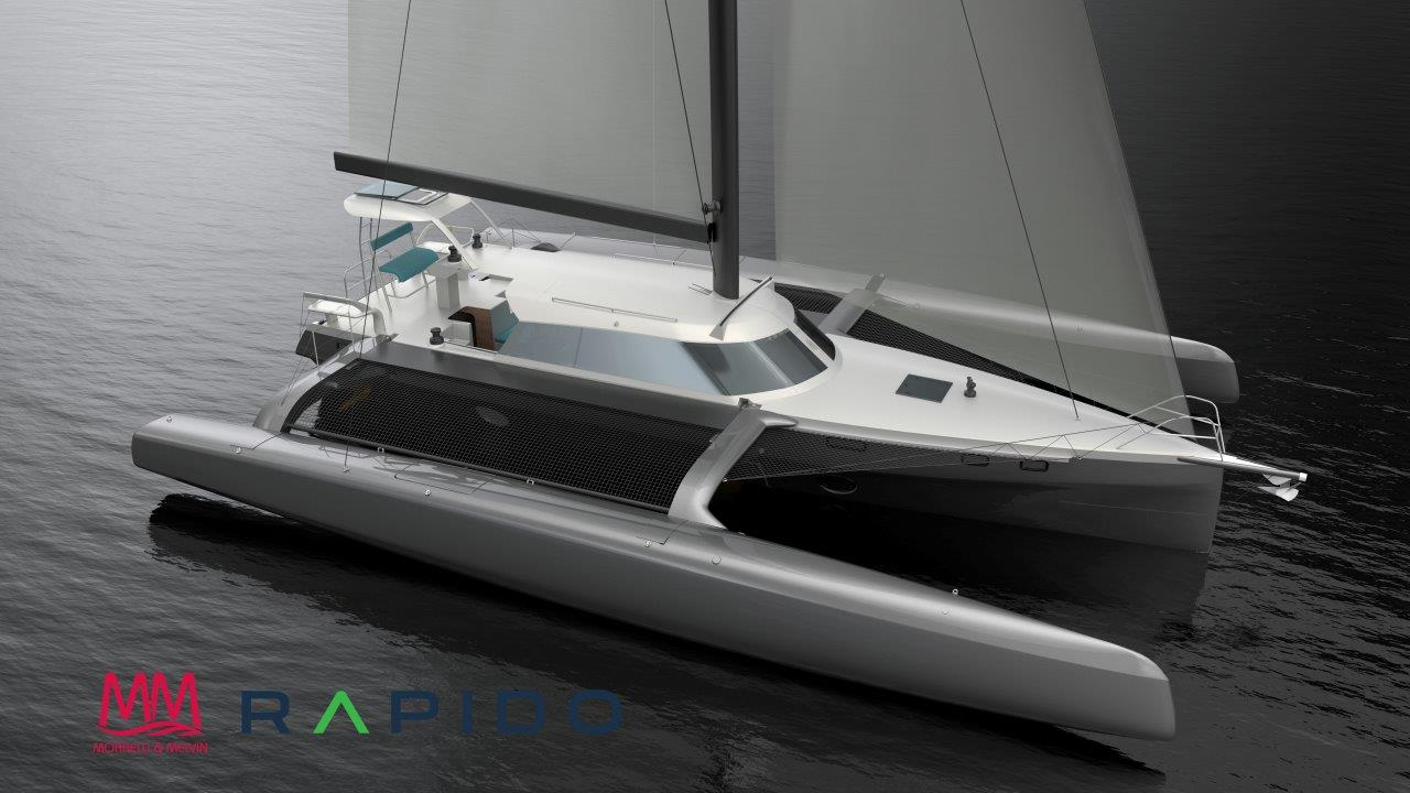 Video: New renderings of Rapido 50