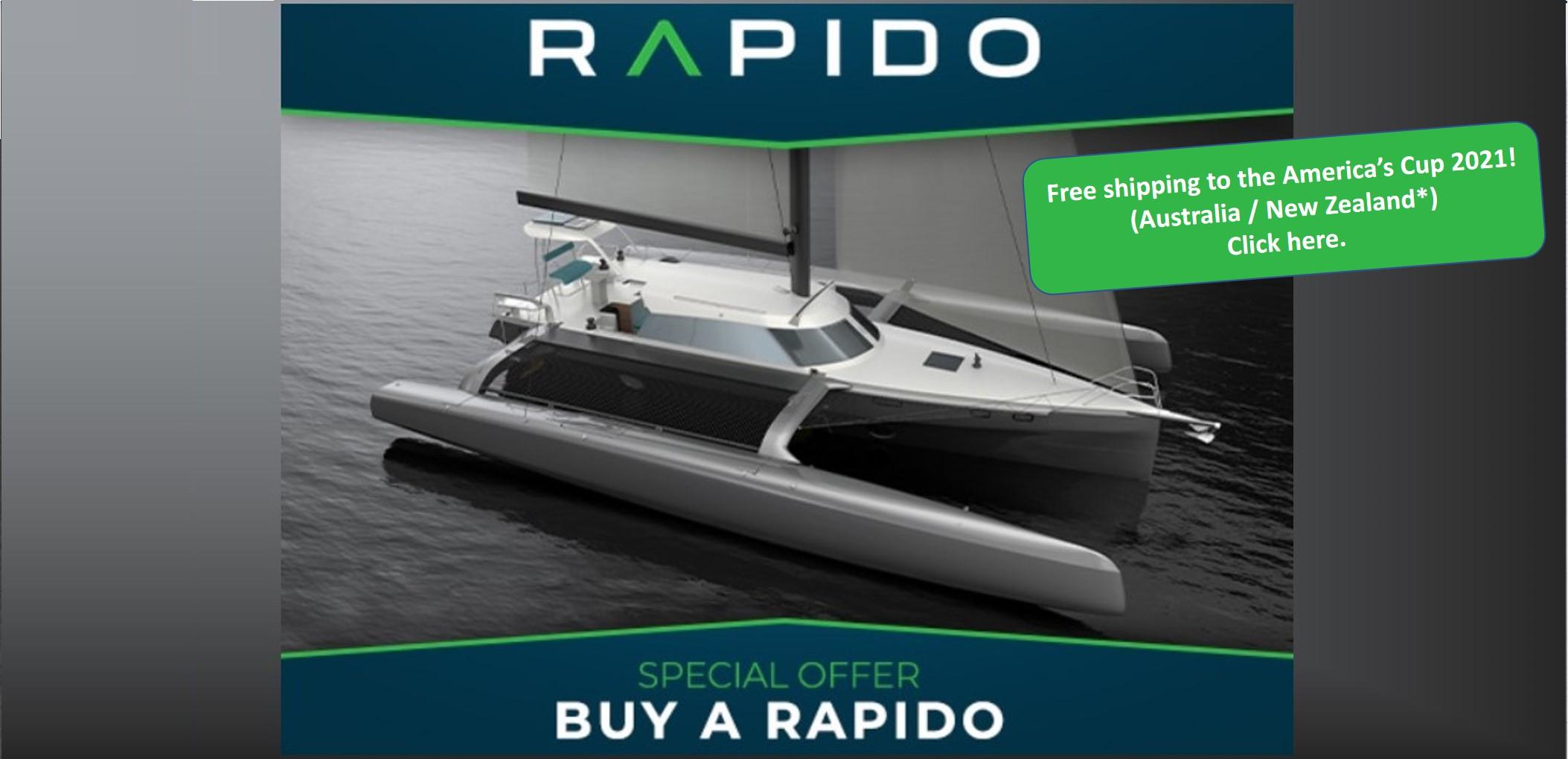 Nautic Expo blasts database with Rapido offer