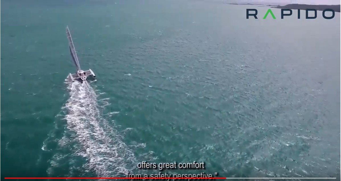 "Video: ""This boat is 'King Amazing!"""