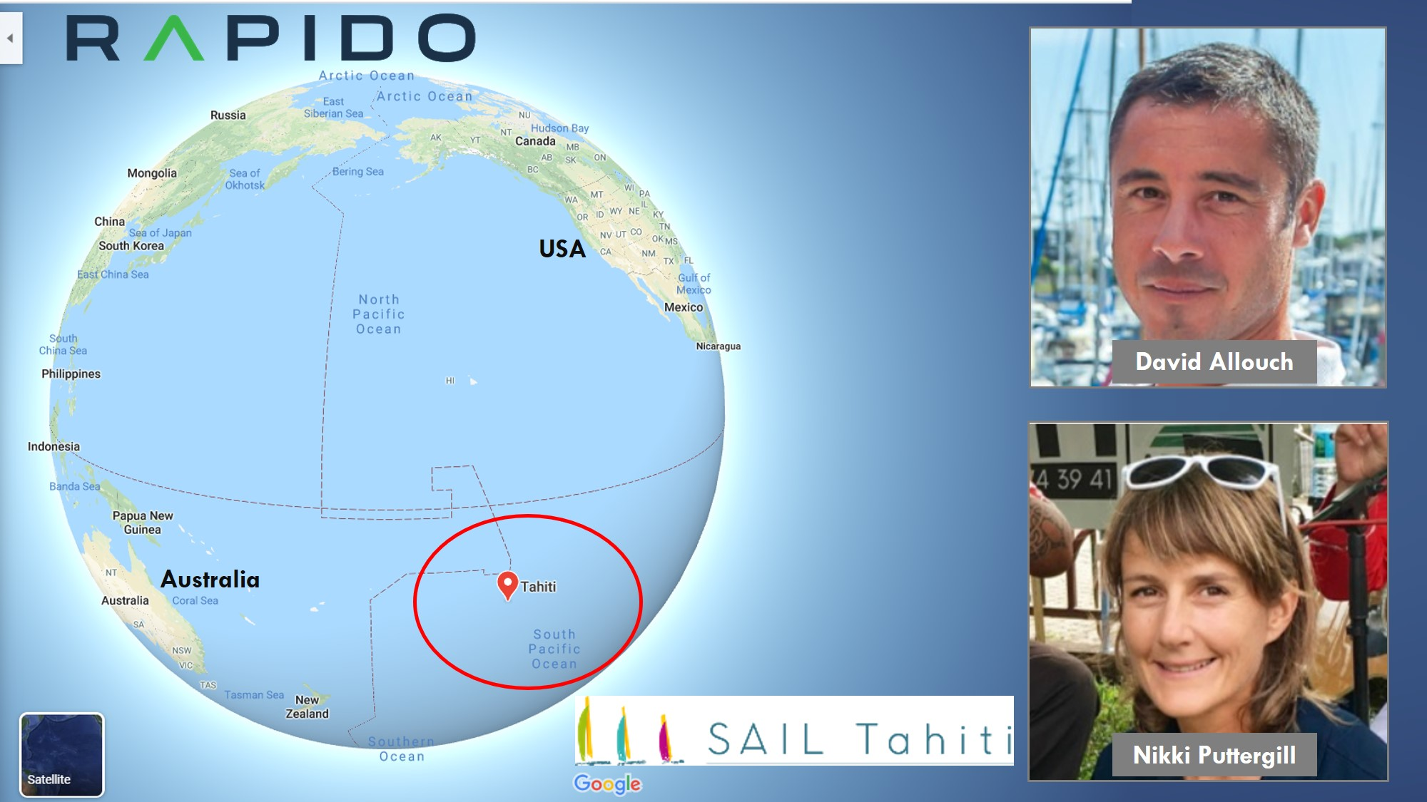 Rapido appoints dealer for Tahiti and French Polynesia