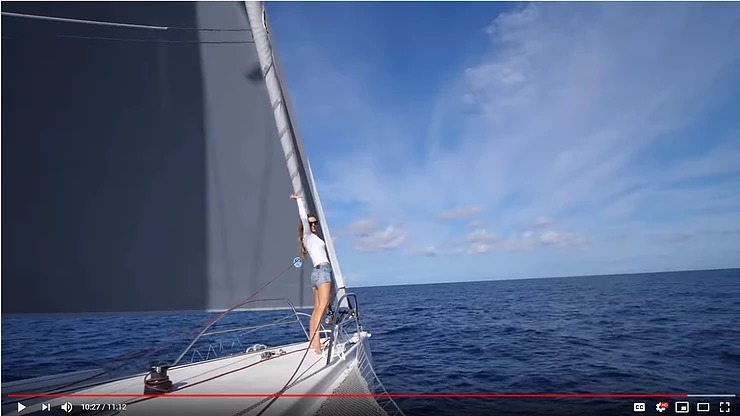 Video: Sailing faster than the wind with Ineffable, the Rapido 60