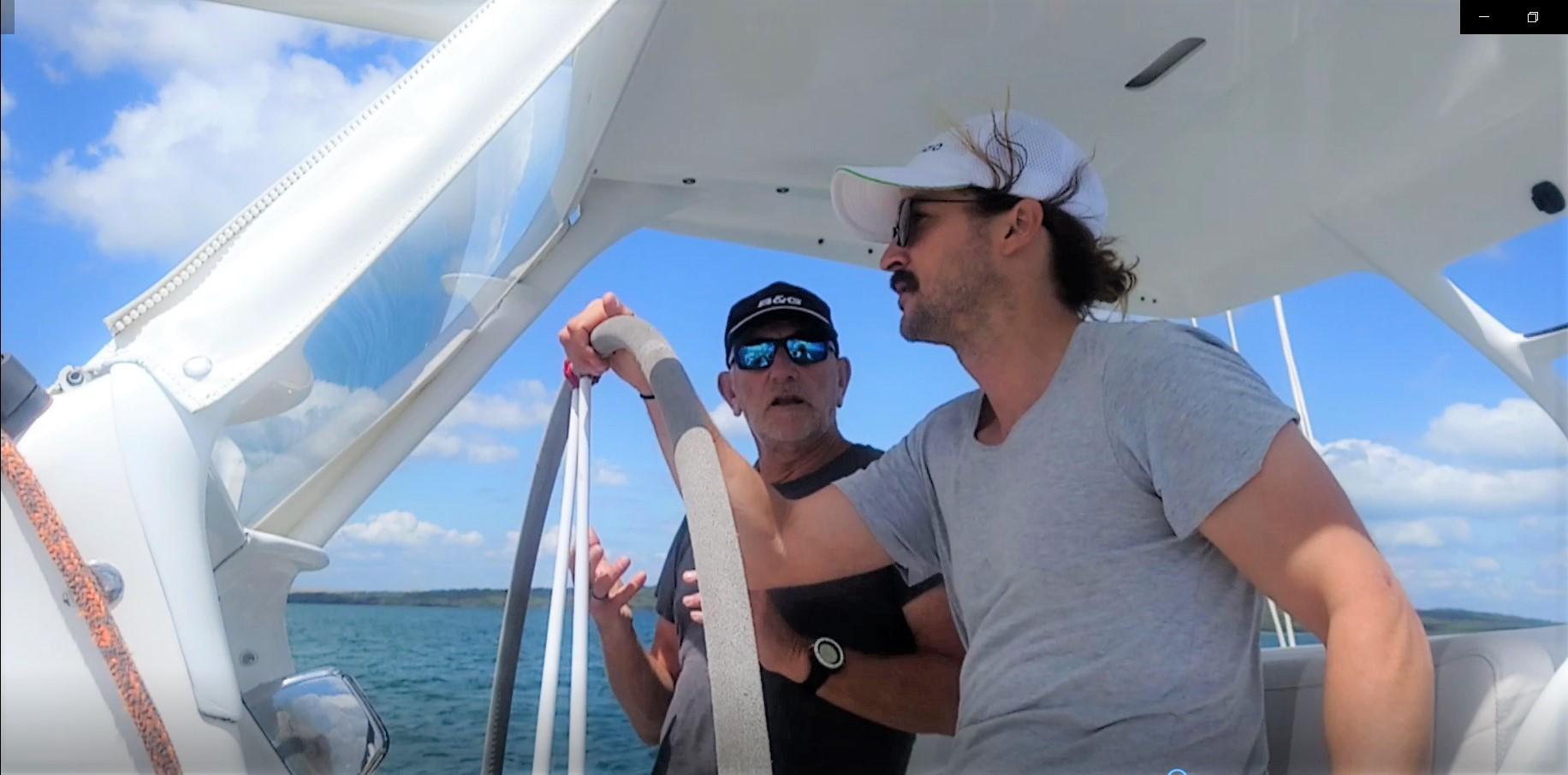 Sailing La Vagabonde choose Rapido 60 to sail world's oceans
